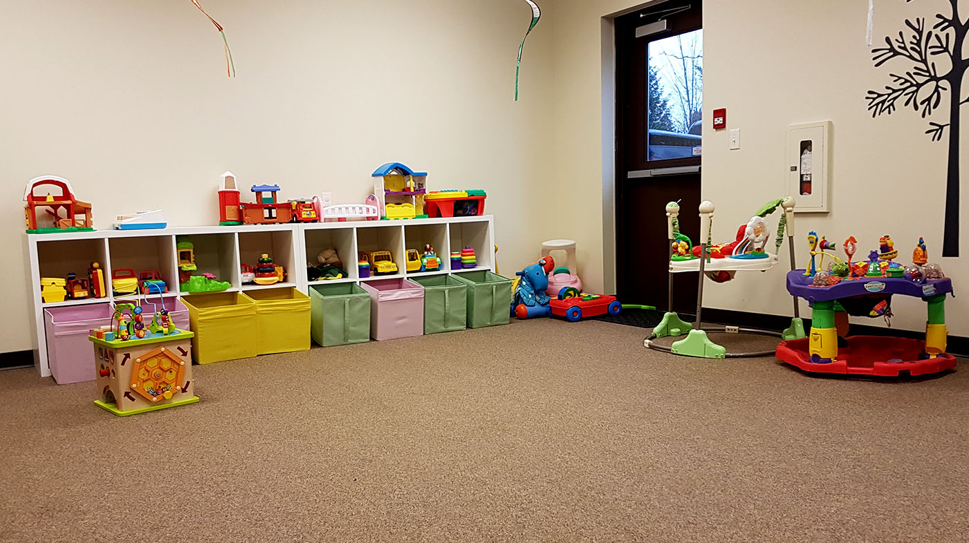 Classrooms & Nursery
