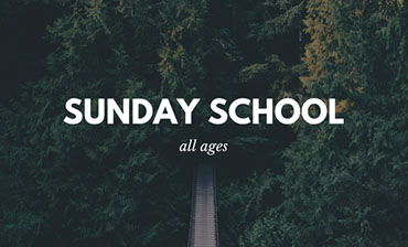 Sunday School - All Ages